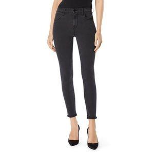J Brand Alana High Waist Ankle Skinny Jeans